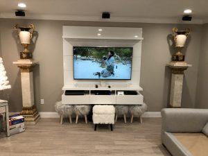 TV, Home Theater, Audio, Video, Satellite Installation